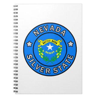 Nevada Spiral Notizblock