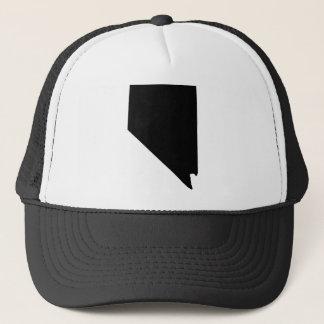 Nevada-Staats-Kontur Truckerkappe
