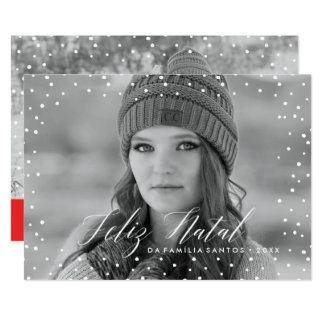 Neve tun Geburts- | Cartão de Natal Karte