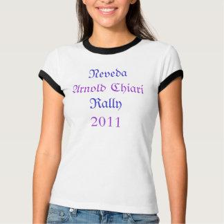 Neveda Arnold Chiari Kundgebung 2011 T-Shirt