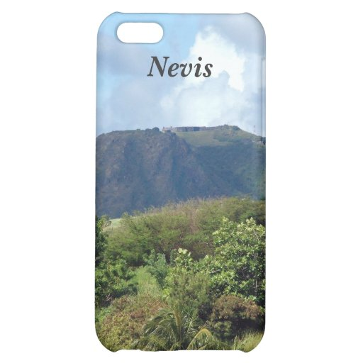 Nevis gestalten landschaftlich iPhone 5C cover