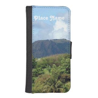 Nevis gestalten landschaftlich i phone 5 portmonee