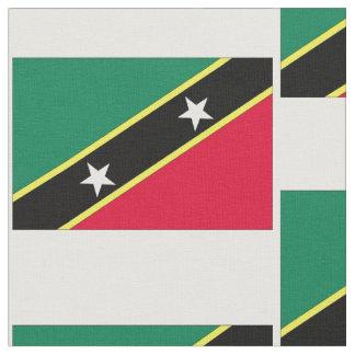Nevis kennzeichnen Gewebe Stoff