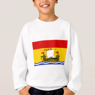 New-Brunswick Flagge Sweatshirt