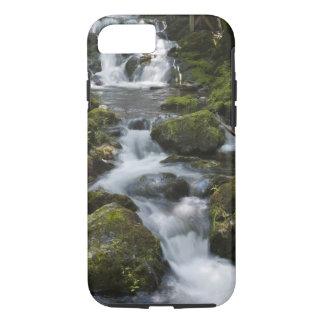 New-Brunswick, Kanada. Dickson fällt in Fundy iPhone 8/7 Hülle