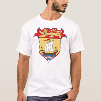 New-Brunswick Wappen T - Shirt