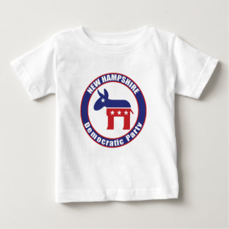 New Hampshire demokratisches Party Baby T-shirt