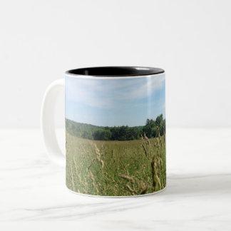 New Hampshire Feld-Tasse Zweifarbige Tasse