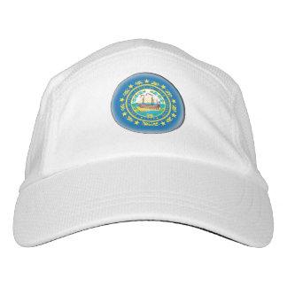 NEW HAMPSHIRE Flaggen-Entwurf - Headsweats Kappe