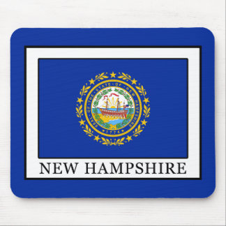 New Hampshire Mousepad
