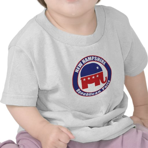New Hampshire Republikaner-Party Tshirts