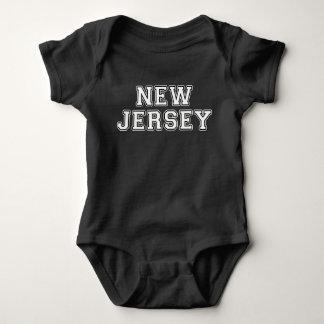 New-Jersey Baby Strampler