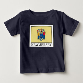 New-Jersey Baby T-shirt