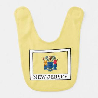 New-Jersey Babylätzchen