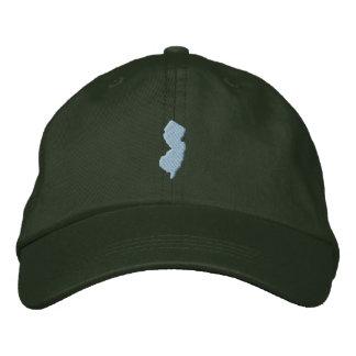 New-Jersey Bestickte Kappe