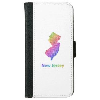 New-Jersey Geldbeutel Hülle Für Das iPhone 6/6s