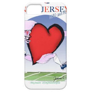 New-Jersey Hauptherz, tony fernandes iPhone 5 Schutzhülle