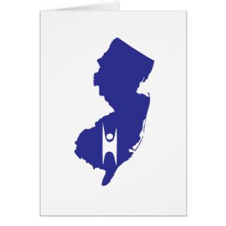 New-Jersey Humanist Grußkarte