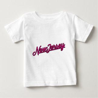 New-Jersey in der Magenta Tshirt