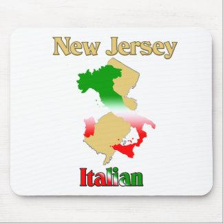 New-Jersey Italiener Mauspads