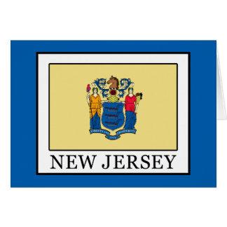 New-Jersey Karte