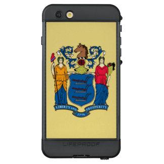 New-Jersey LifeProof NÜÜD iPhone 6s Plus Hülle