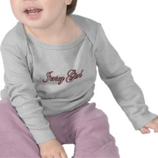 New-Jersey Mädchen T Shirts