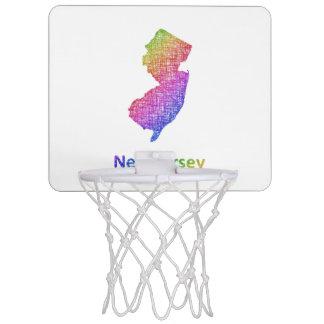 New-Jersey Mini Basketball Ring