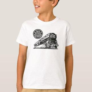 New-Jersey zentraler Dampf-Motor T-Shirt