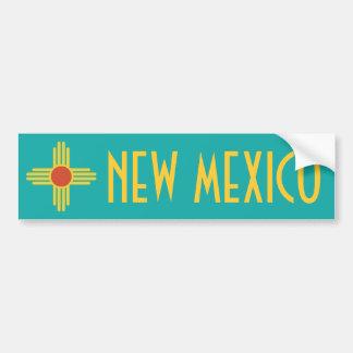 New-Mexiko Autoaufkleber