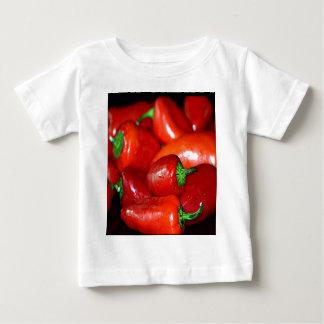 New-Mexiko Chili-Paprikaschoten (Chile) Baby T-shirt