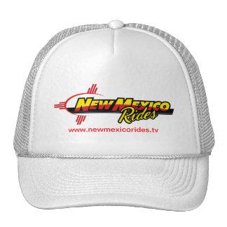New Mexiko-Fahrt-Fernsehen Retrokult Cap