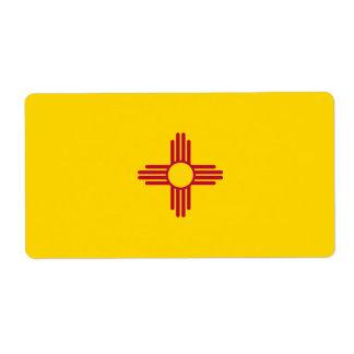New Mexiko-Flagge