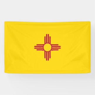 New Mexiko-Flagge Banner