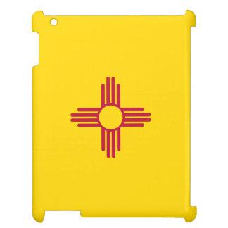 New Mexiko-Flagge Hüllen Für iPad
