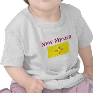 New Mexiko-Flagge Shirt
