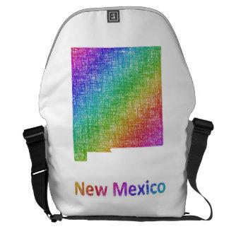 New Mexiko Kuriertasche