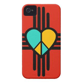 New-Mexiko, Liebe, Frieden iPhone 4 Hüllen