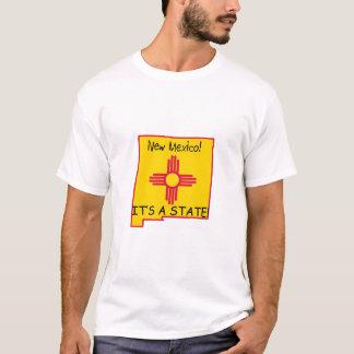 New-Mexiko, sein ein Staat! T-Shirt