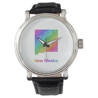 New Mexiko Uhr