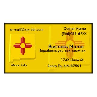 New Mexiko-Visitenkarte Visitenkarten