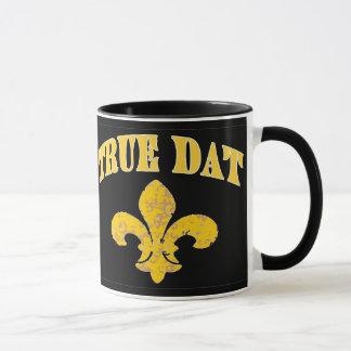 New Orleans wahres Dat, Tasse
