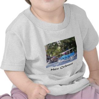 New- OrleansShirt- und -kappensammlung