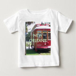 New OrleansStreetcar Baby T-shirt