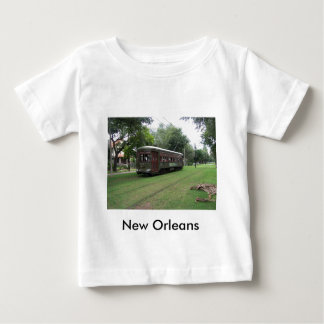 New OrleansStreetcar Baby T-shirt