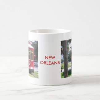 New OrleansStreetcar Kaffeetasse