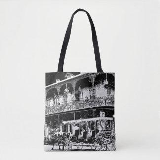 New- Orleanswagen-Fahrt - Taschen-Tasche Tasche
