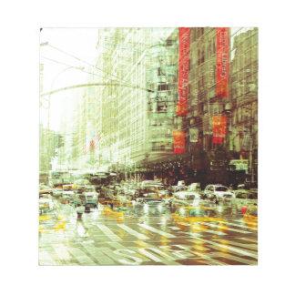 New York 2 Notizblock