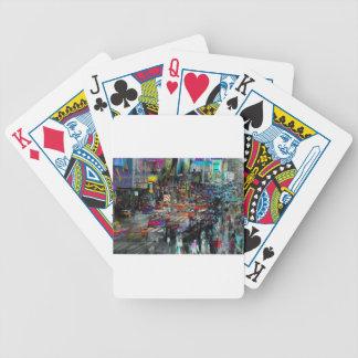 New York Bicycle Spielkarten