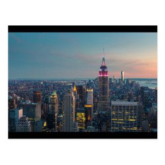 NEW YORK CITY 010A POSTKARTE